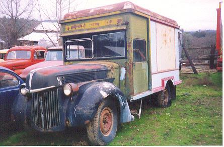 Trucks Ojai Vintage Vehicles
